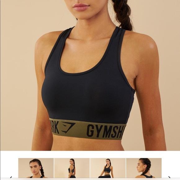 360783b743e48 Gymshark Other - Gymshark sports bra size large